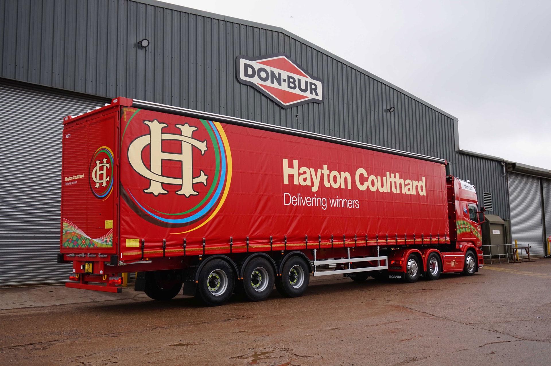 hayton coulthard osr