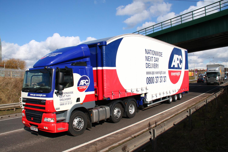 APC Overnight trials Don-Bur EcoStream trailer