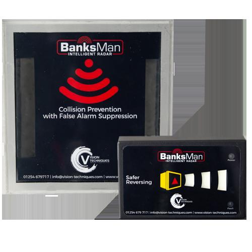 Vision Techniques BanksMan – Reversing Radar Detection