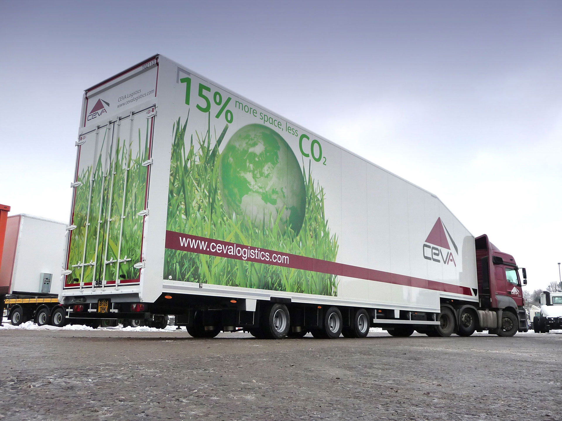 Extension confirmed for Longer Semi-Trailer Trial
