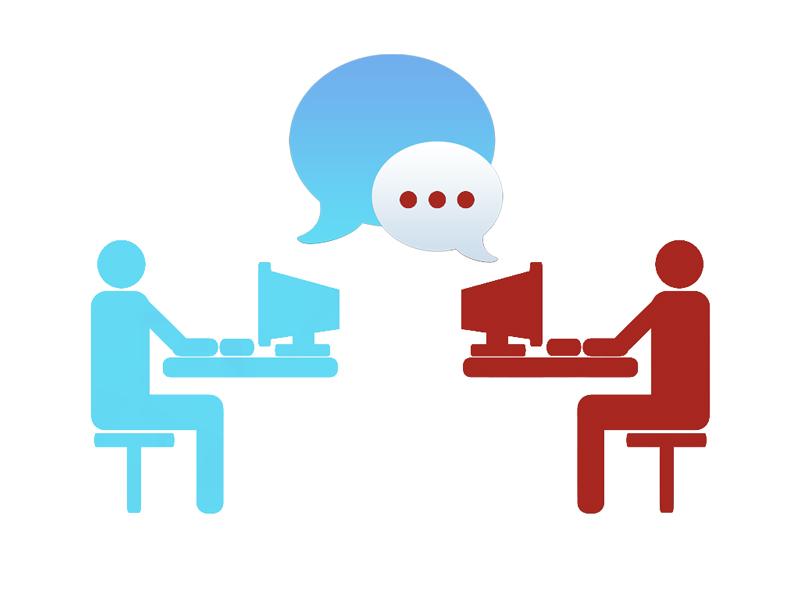 E-chat Improves Communication