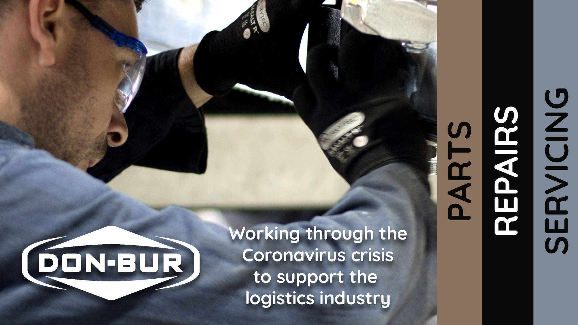 Don-Bur Continues To Provide Service Support For Logistics