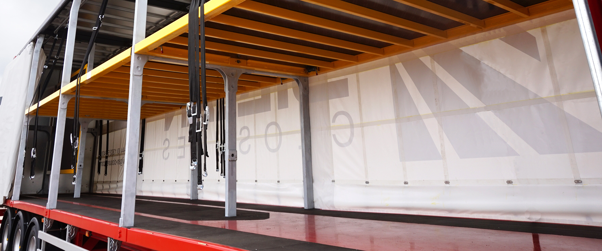 Double Deck Trailer