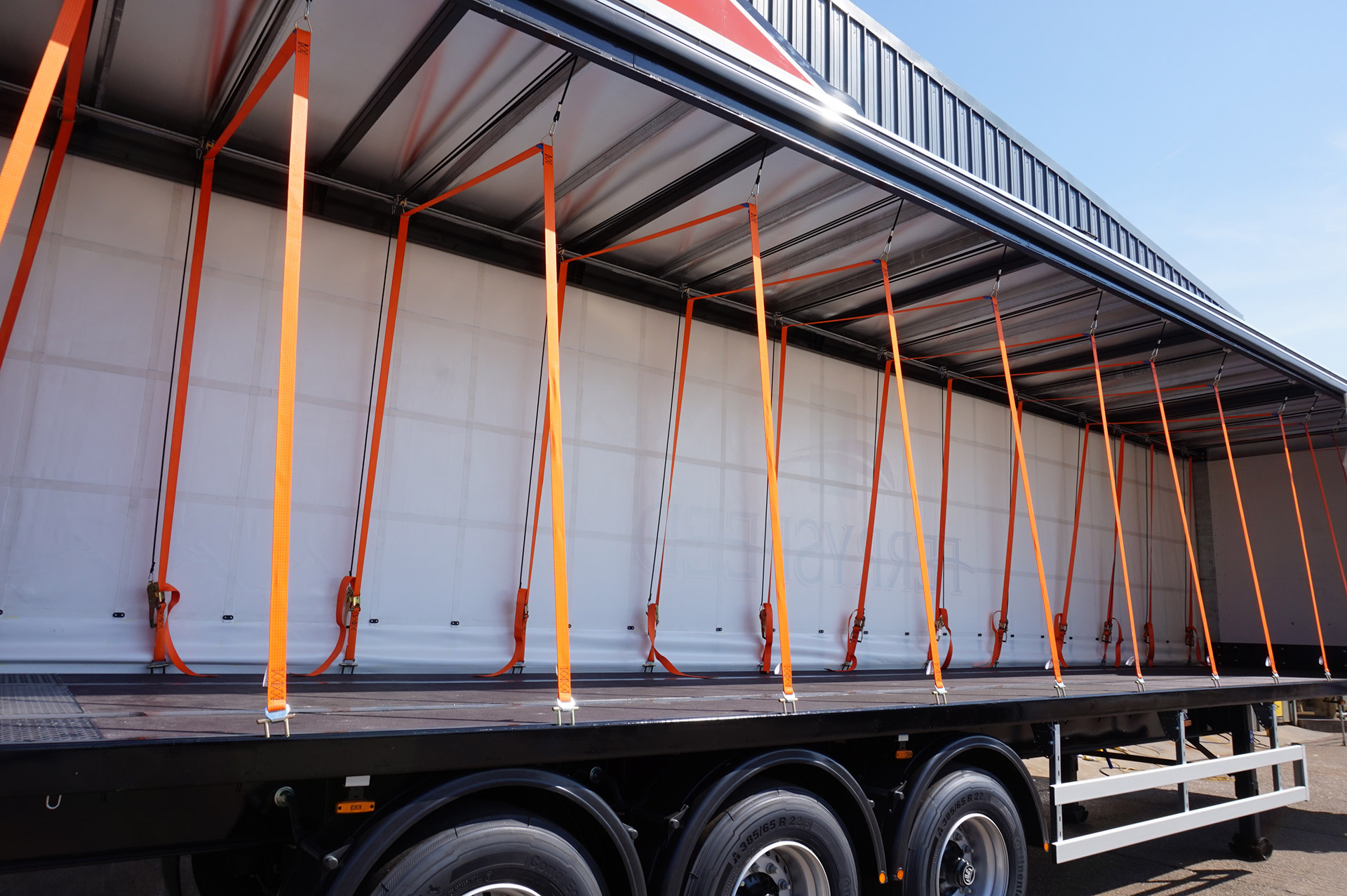 DVSA Compliant Load Restraint