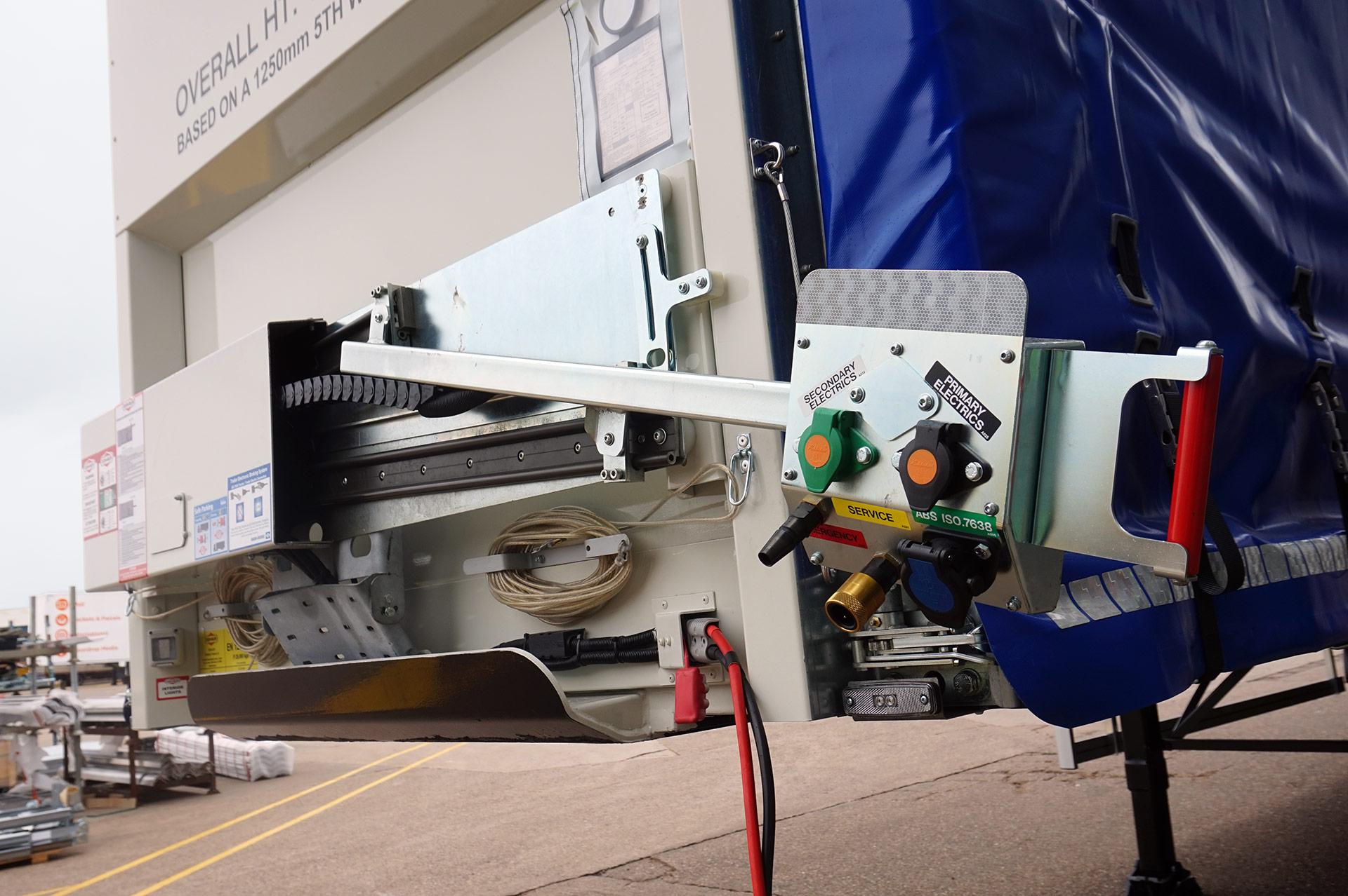 'LowGlide' Safe Ground Coupling System