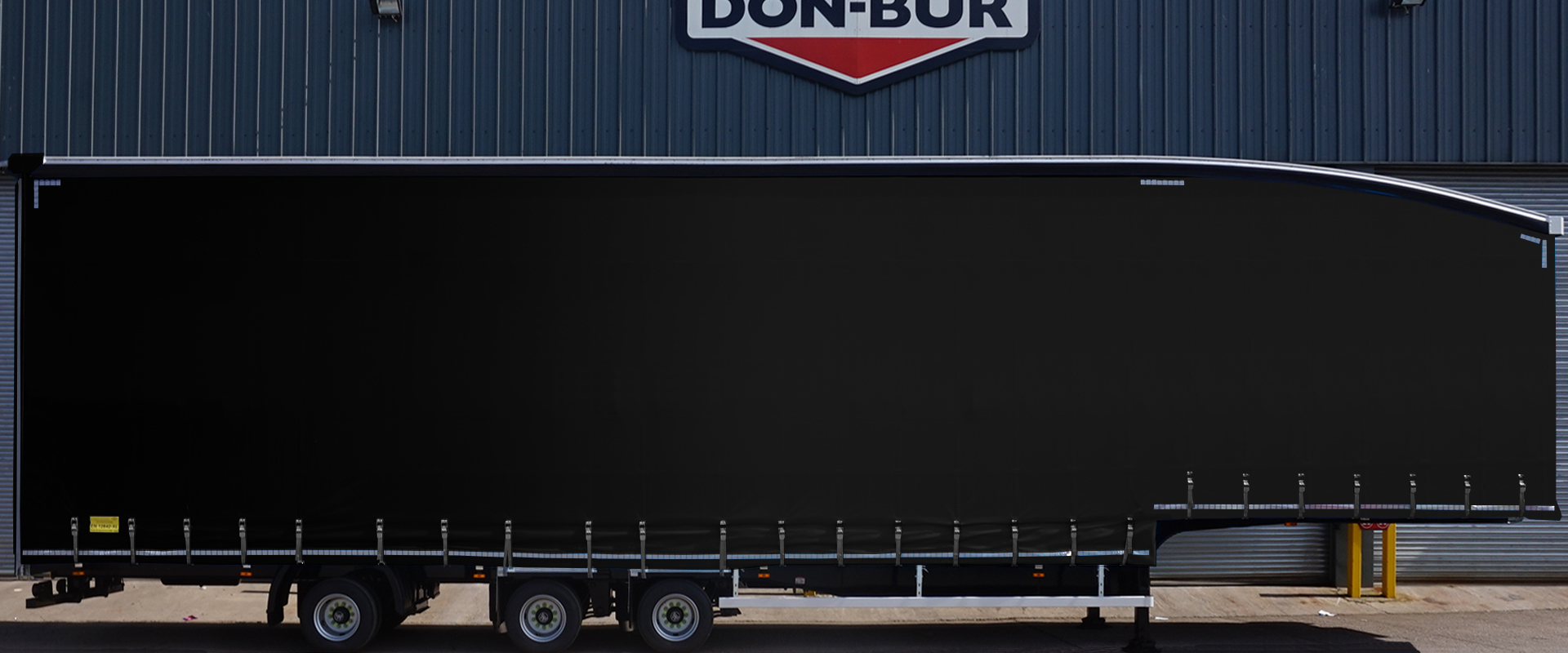 curtainsider rigid