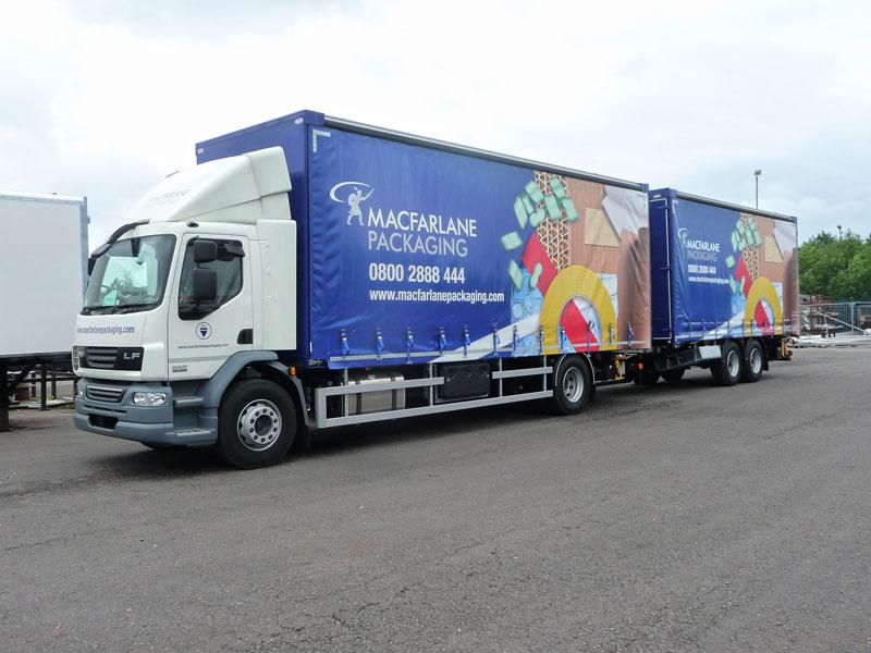 Macfarlane Wagon &Amp; Drag