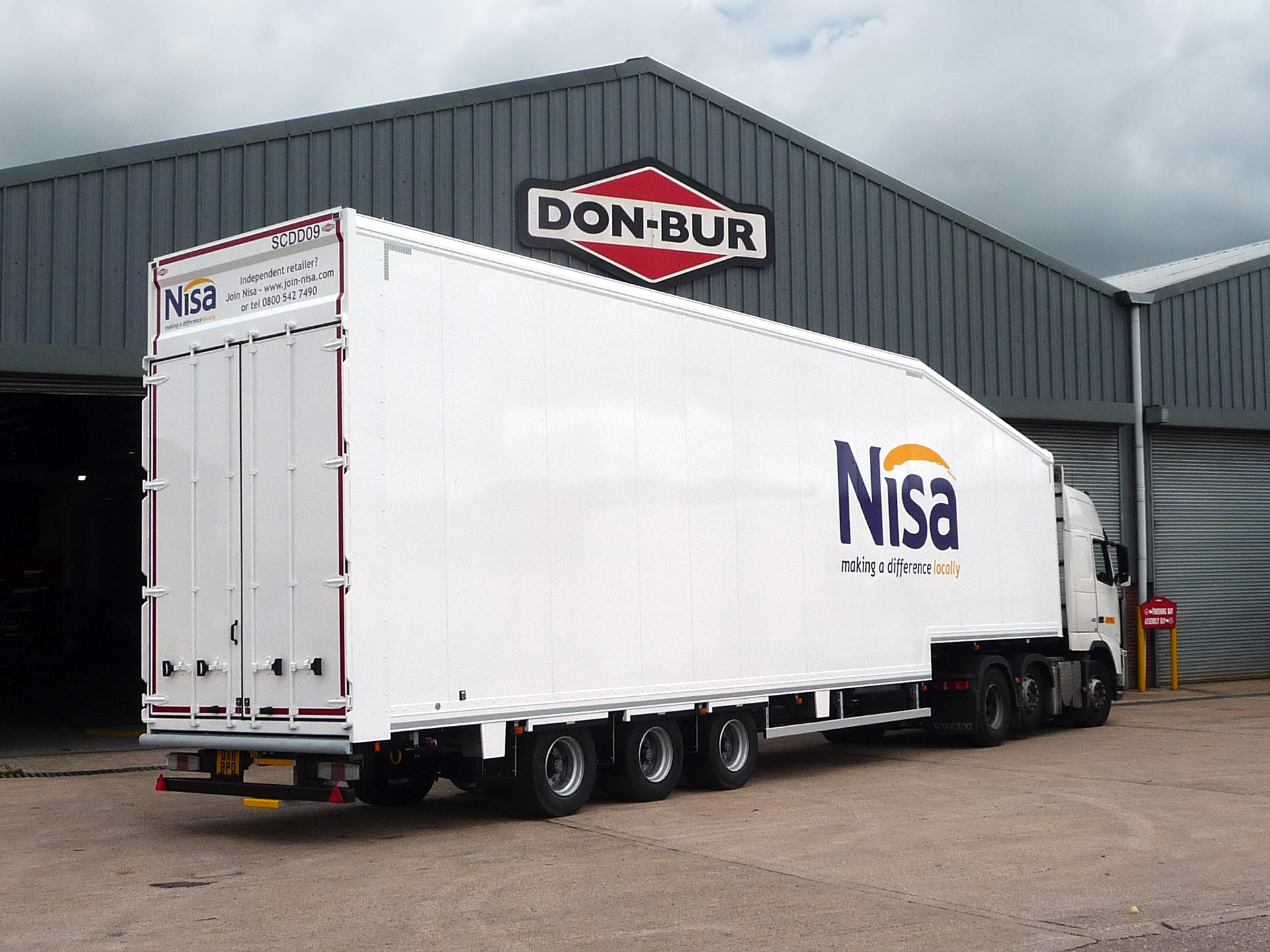 Lifting Deck Trailers