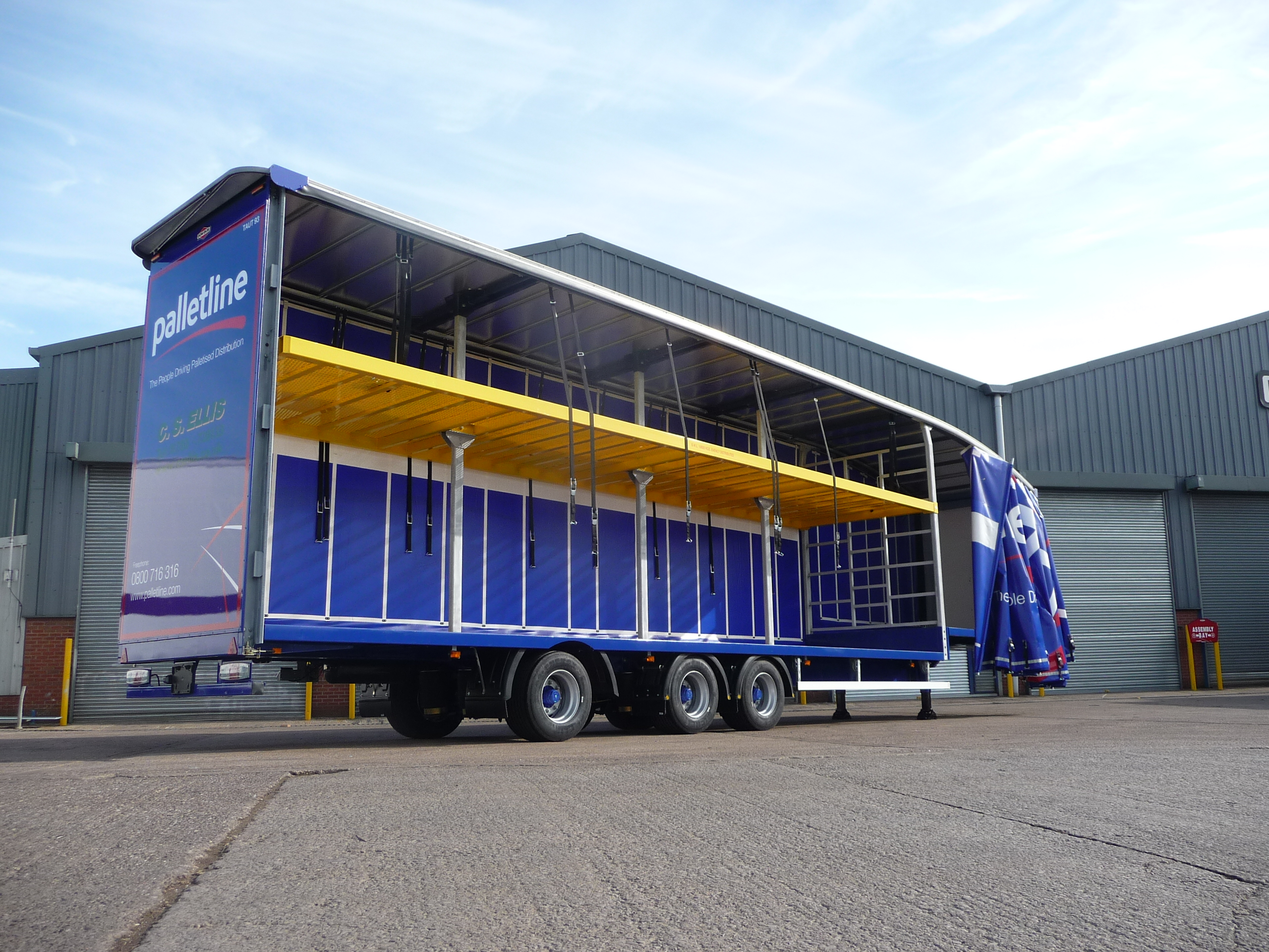 DfT Release Application Details For Longer Semi Trailer Trial Extension