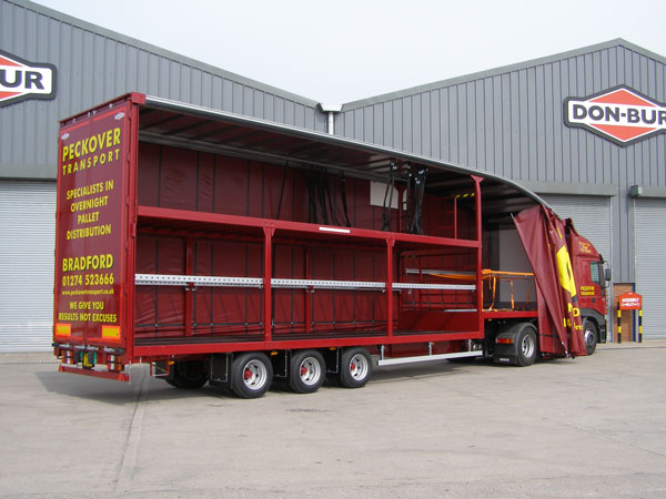 Double Deck Trailers