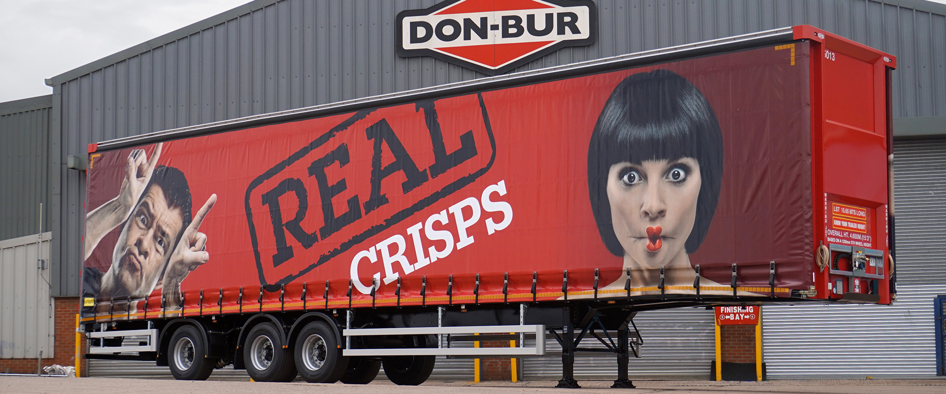 trailer livery graphics