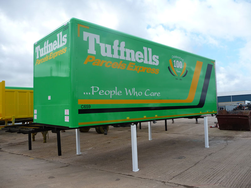 Tuffnells De-Mount Box
