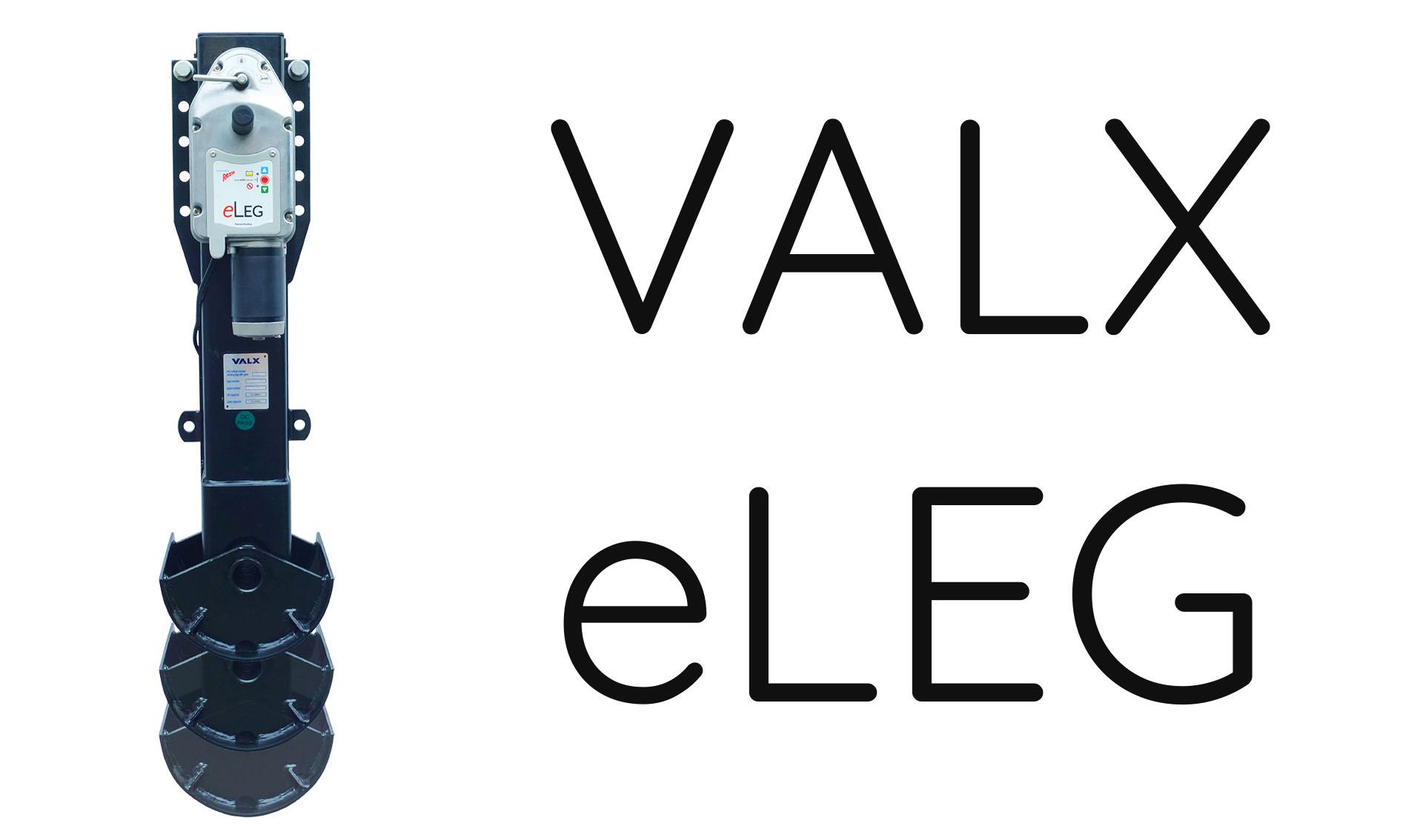 Valx eLEG - Powered Landing Legs