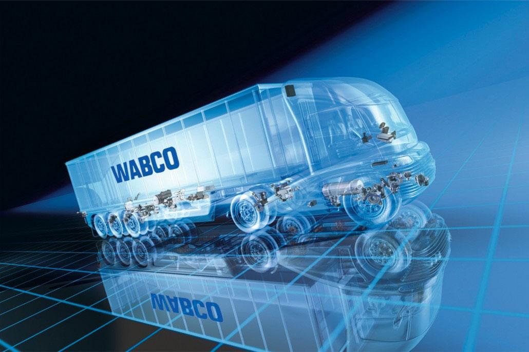 Wabco Trailer Pulse ZF-Transics Telematics