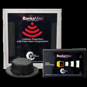 Vision Techniques BanksMan – Auto Braking Reversing Radar photo