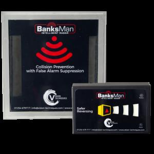 Vision Techniques BanksMan – Reversing Radar Detection photo