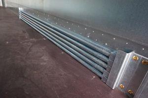 Box Van Rigid Load Restraint Bars