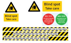 Direct Vision Standard Decals photo