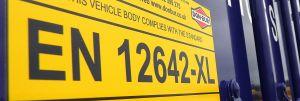 EN 12642-XL Bodywork