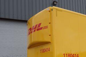 Aerodynamic Front Bulkhead Deflector photo