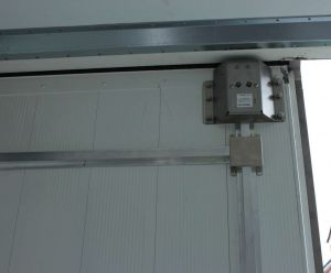 Maple Barndoor Freightlock photo