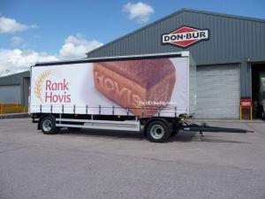 Rank Hovis Draw-Bar Trailer