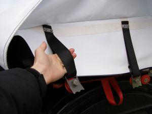 Curtain Grab-Strap Handles photo
