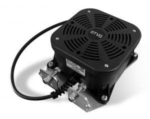 TVG CVAS - left turn speaker system photo