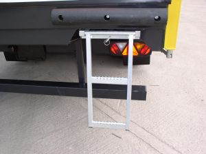 2 Rung Pull-Out Drop-Down Step photo