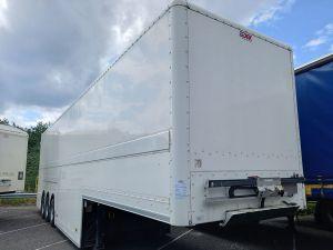 2016 Transdek Box Van With Fixed Double Deck