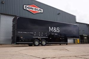 M&S Double Deck Trailer with Independent Suspension